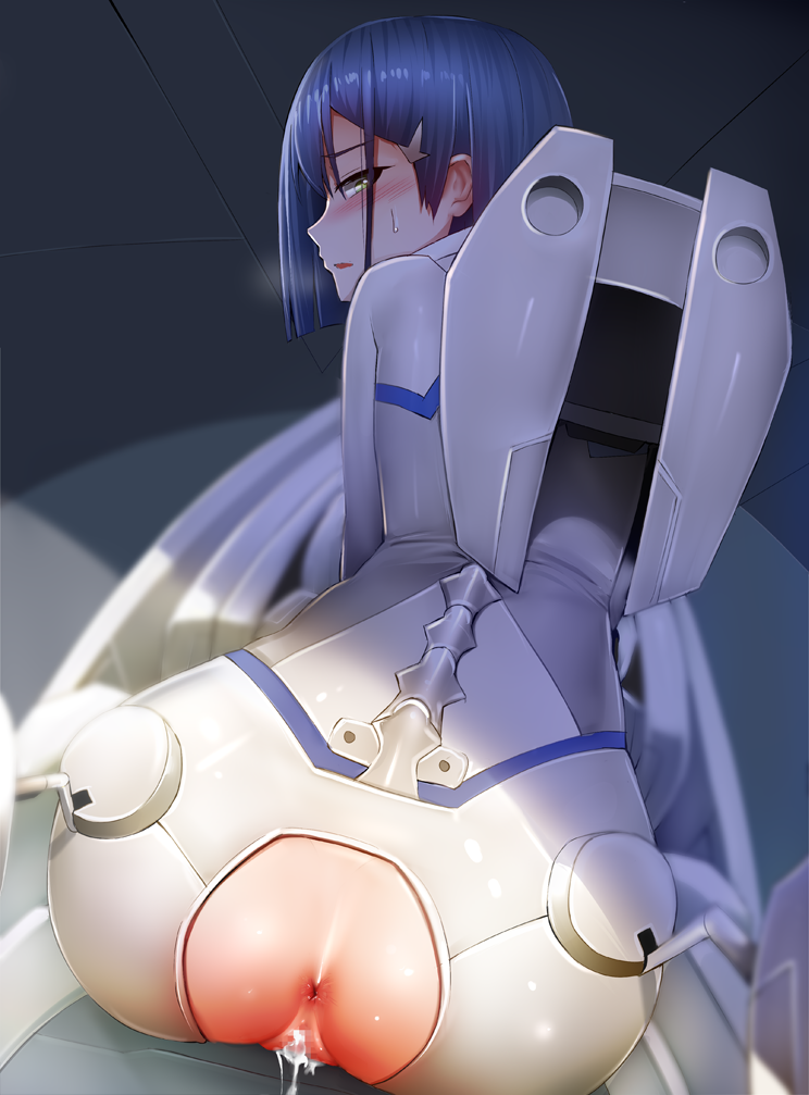 02 in franxx darling hiro and the My pet tentacle monster tumblr