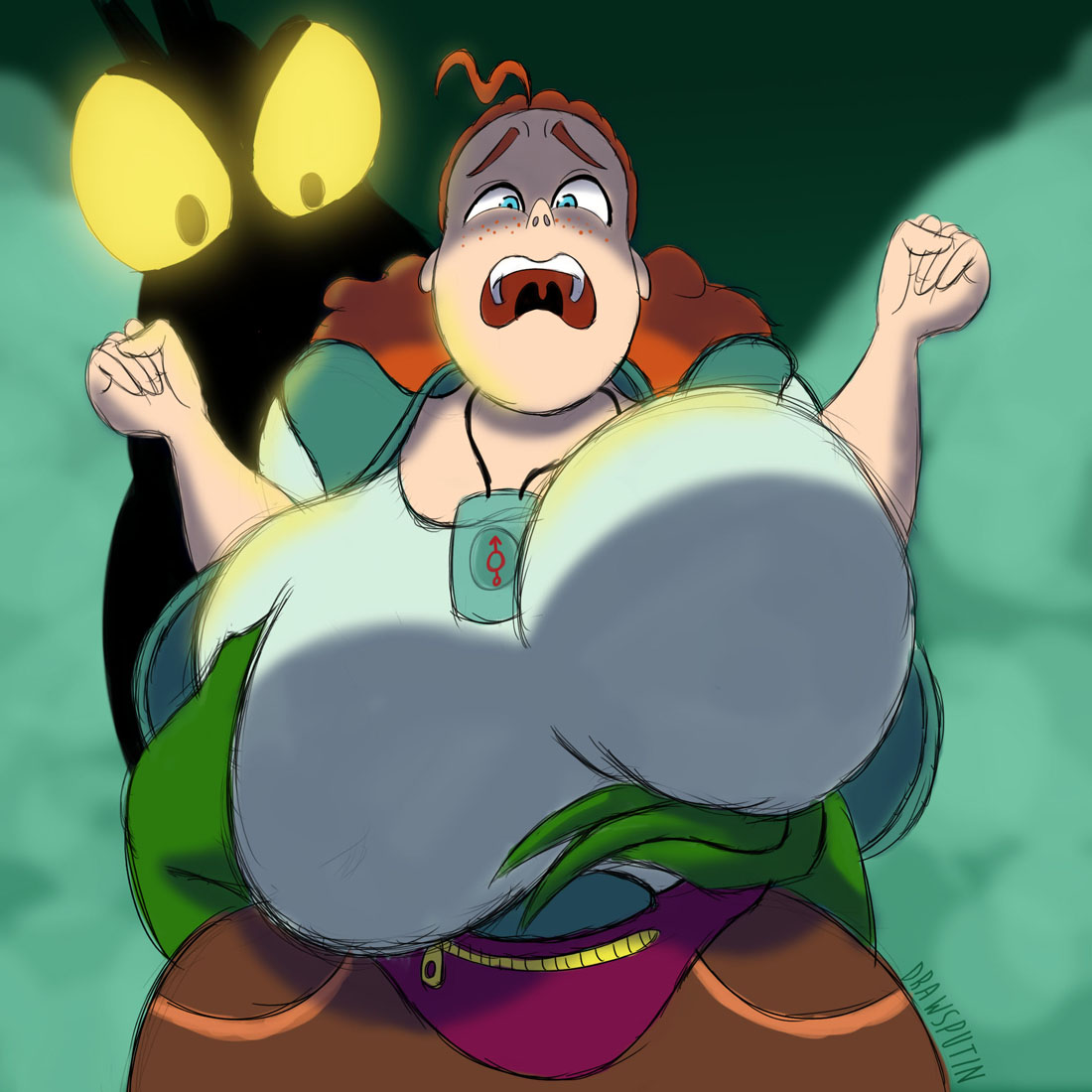 the whale bubbie from flapjack Star vs the forces of evil futanari