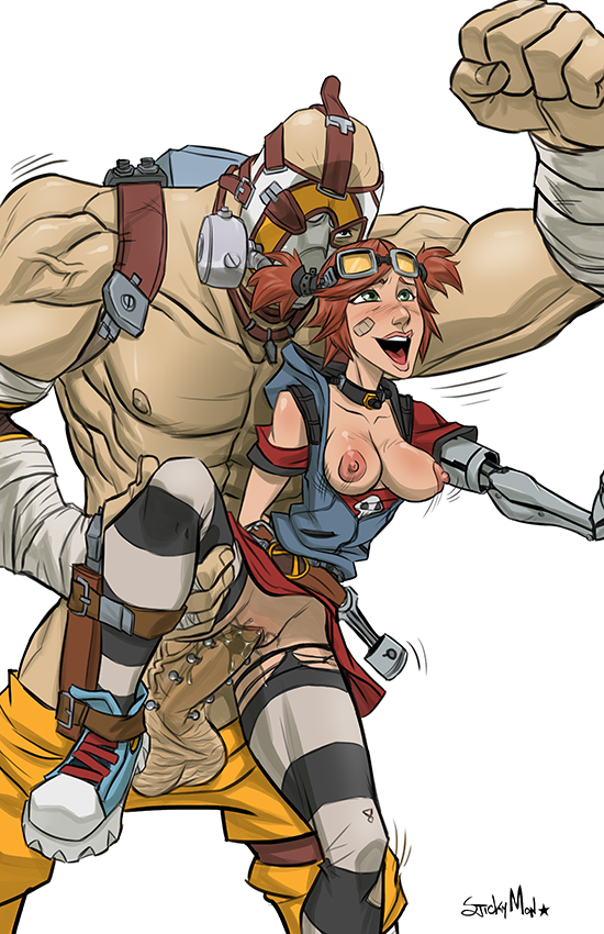 2 borderlands gaige What are timon and pumbaa