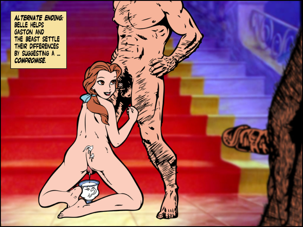 the beast x-men The bimbettes beauty and the beast