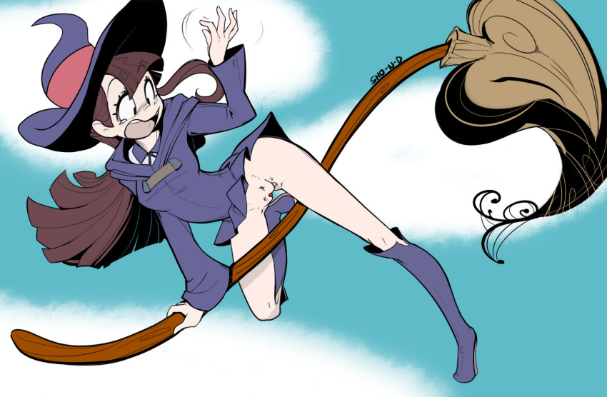 akko witch academia little hentai Pictures of android 18 naked