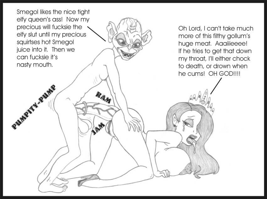 the porn lord rings of the Ash x may fanfiction lemon