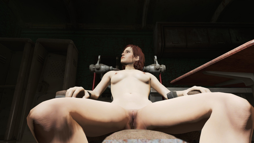 fallout 4 sex with cait Teen titans go starfire naked