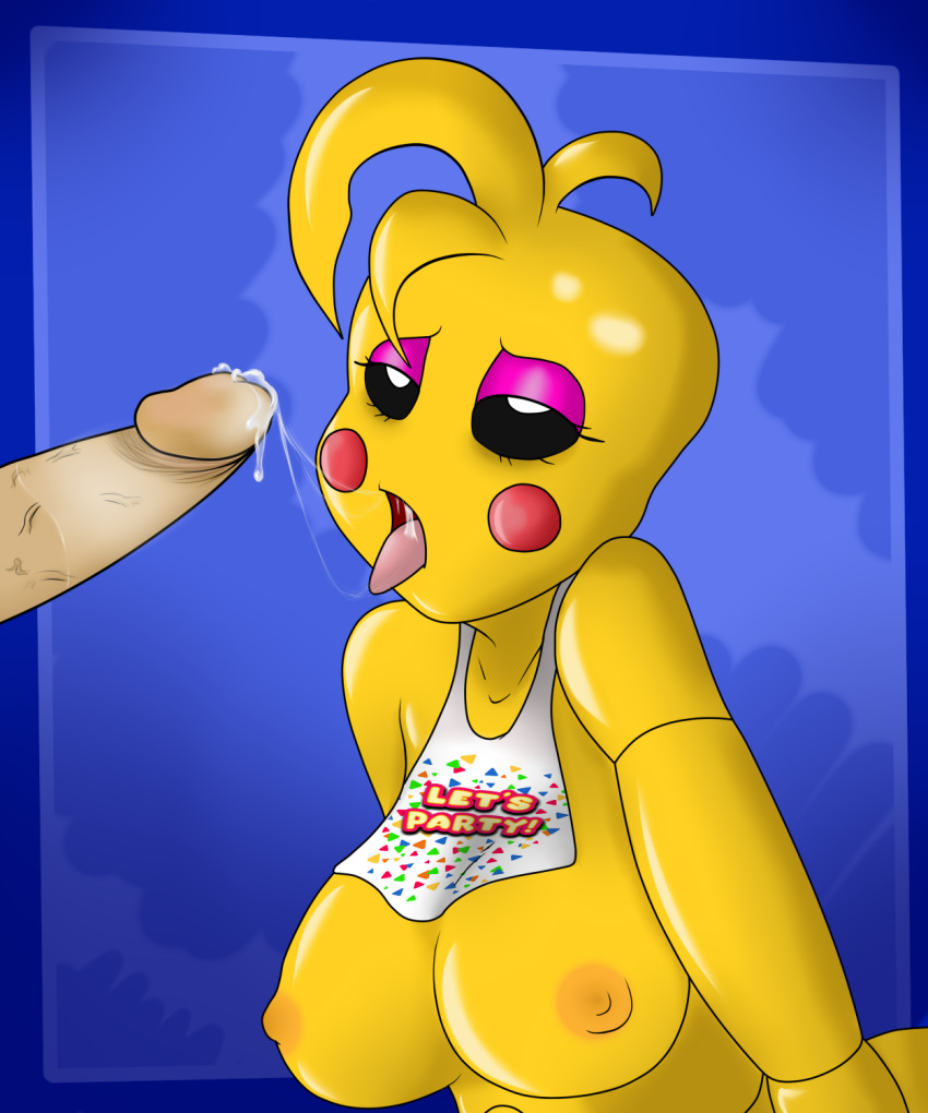 chica bonnie old toy x Ula trials in tainted space