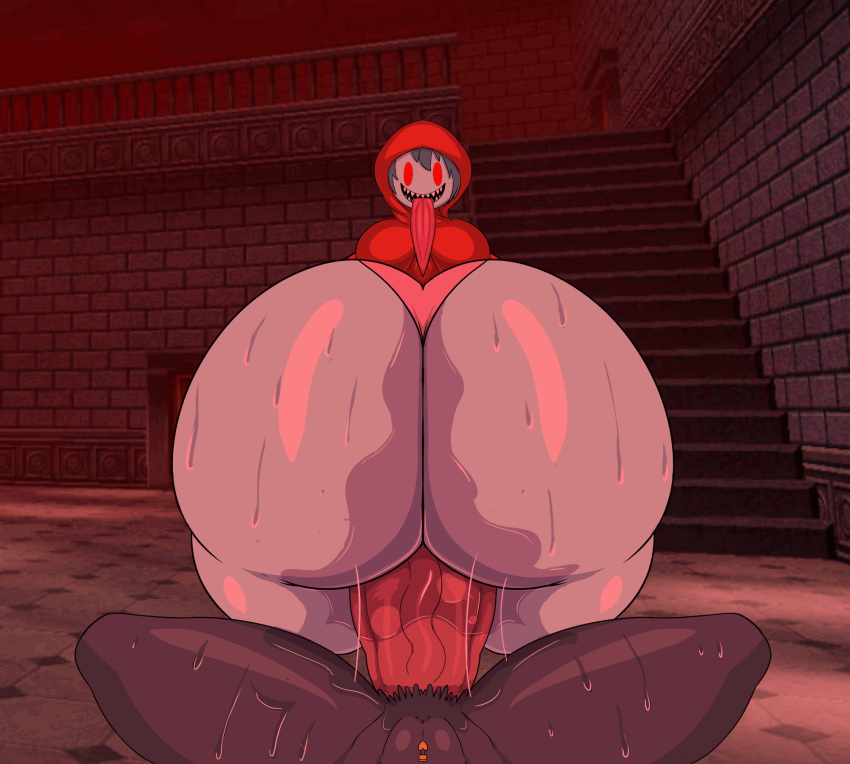 spooky's 8 jumpscare specimen mansion Beauty and the beast belle pregnant