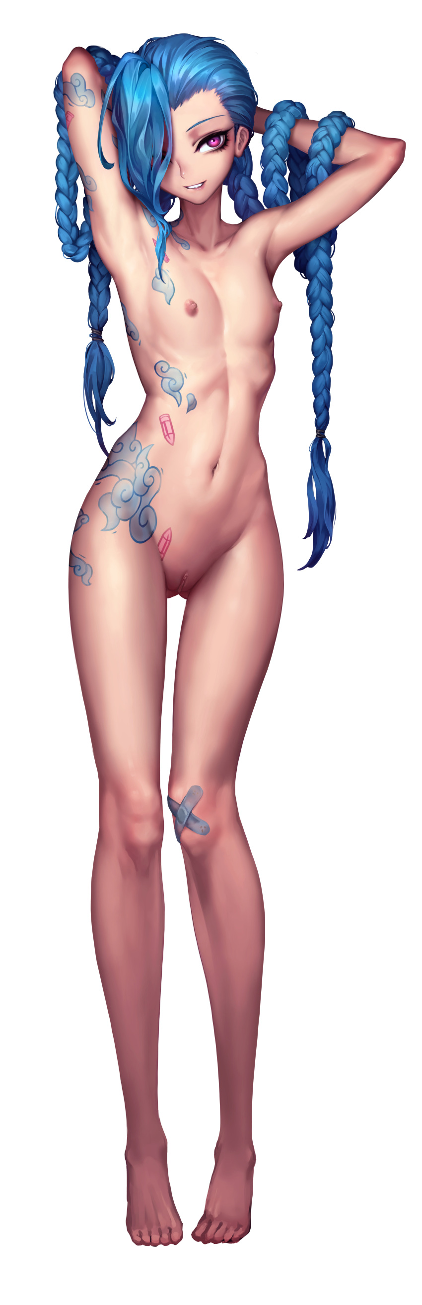 naked league of legends jinx Gay men having sex with dogs