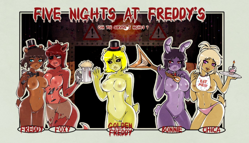 five foxy at freddy nights Left 4 dead witch porn