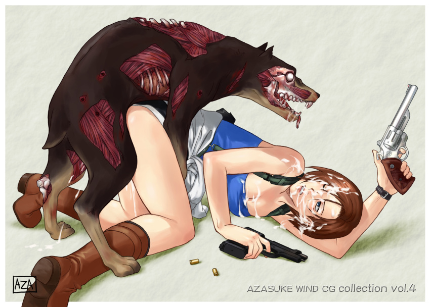 resident from merchant evil 4 Fate stay night cg uncensored